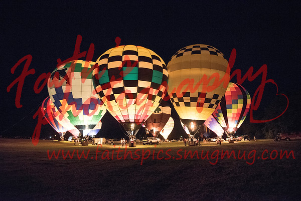 2018 Tailwinds Balloon Festival events