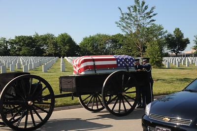 6-18-2010 Gene Redden Funeral @ Arlington