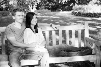 Jana & Cory- Engaged (Second Shooter)