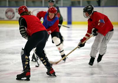 2011 Women's Alpine Hockey Camp