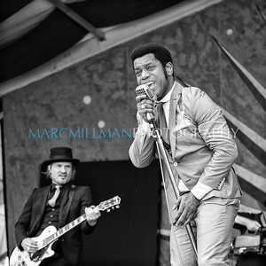 Vintage Trouble @ Gentilly Stage (Sat 5/2/15)