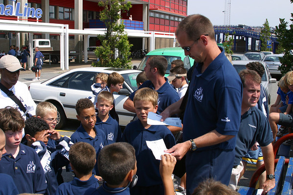 USA - United Soccer Academy - Journey to Goteborg, Sweden, July 14, 2002