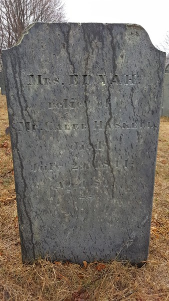 Caleb Haskell Grave