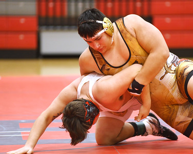 pymatuning valley at geneva wrestling 1-23-20