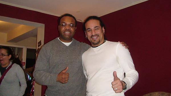 2009-Hangin at Kim & Rene's House