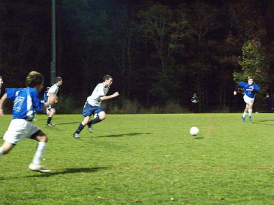 State Soccer Playoff Sturgis vs Dover Sherborn  Nov 7 2009