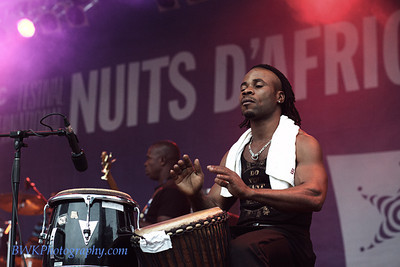 Agana at the Montreal 2010 Nuits d'Afrique