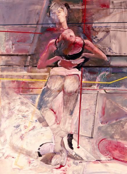 Floormarks #11 (1992)