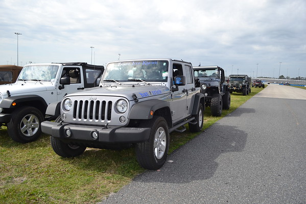 2016 Jeep Week Event in Daytona Beach