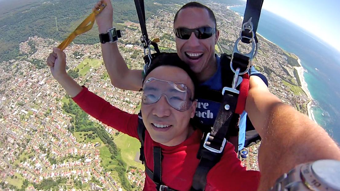 4000英尺的心跳 - 一镜收江南 - 清韵