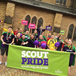Blackpool Pride Festival 2016