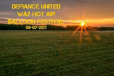 Defiance Hot Air Balloon Festival