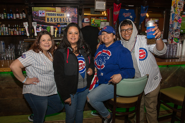 Cubs Party 2018