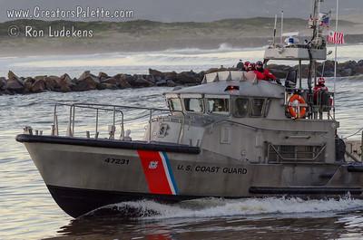 Coast Guard Ships and Boats