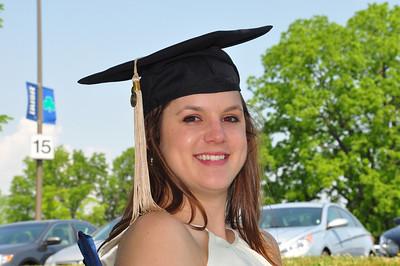 Chrissy's Graduation