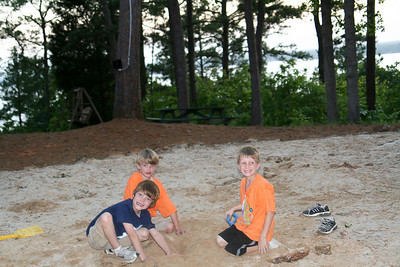 2009 April 24-26 Family Camp