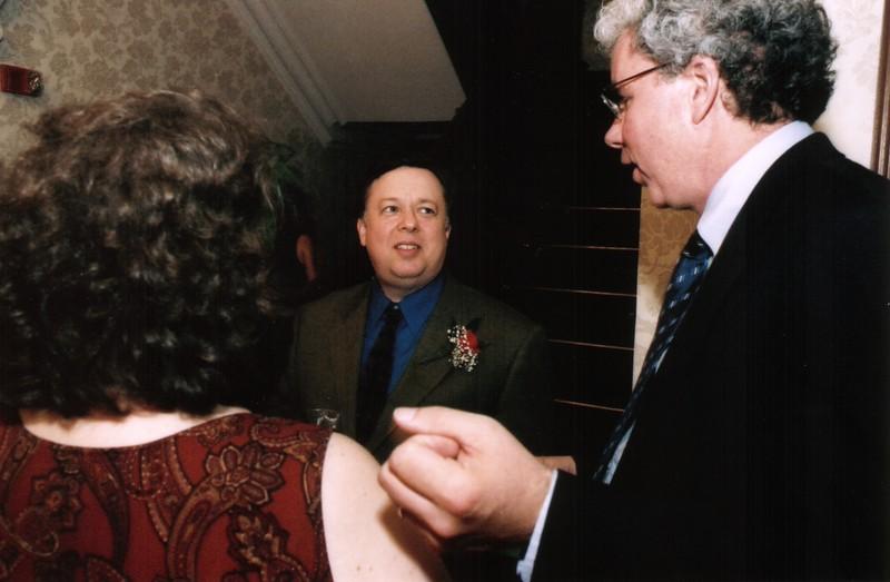 Debra, Dave and Dave