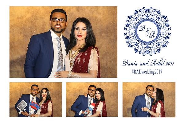 Dania and Rahil 2017