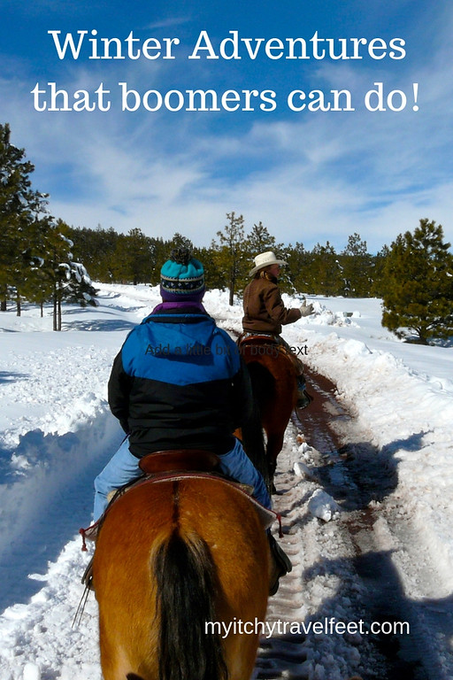 Winter adventures that boomers can do!