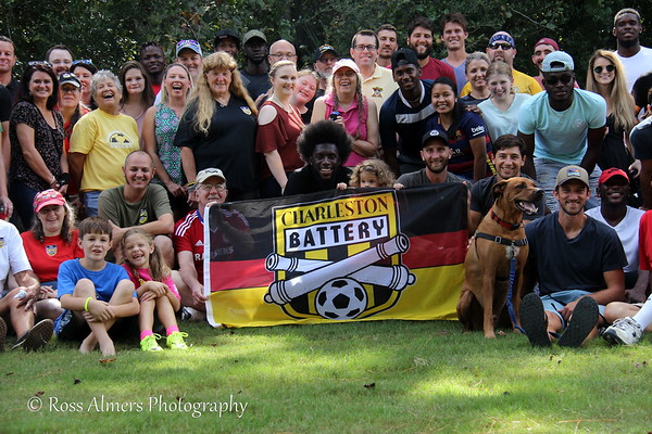 The Regiment 2018 Battery Player Appreciation Picnic