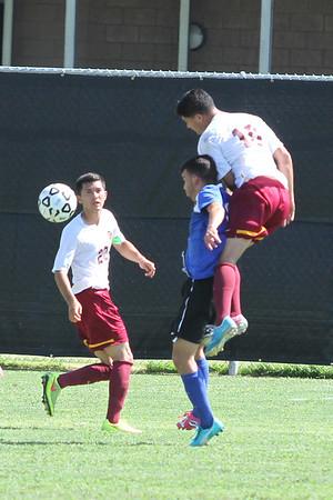 PCC Mens Soccer 9/9 at San Bernardino