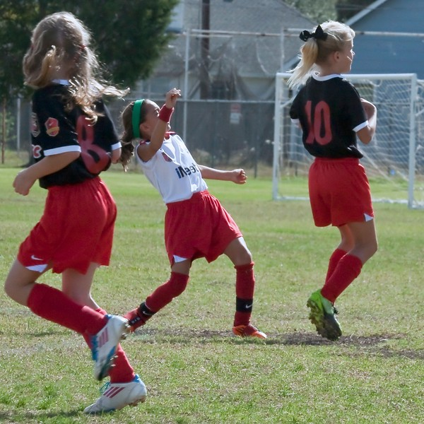 Booyah ... Team Lilly played Spain to a 1-1 draw..jpg