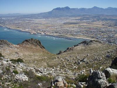 Cape Town Climbing 2010