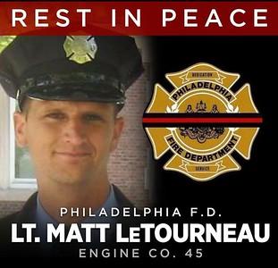 LODD / Lt. Matthew LeTourneau