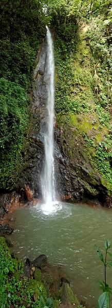 Waterfalls at Xandari