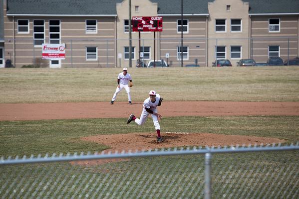 Men's Baseball vs RMU – April 12, 2014