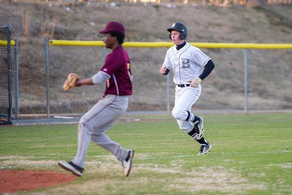Butler High School Baseball 2014