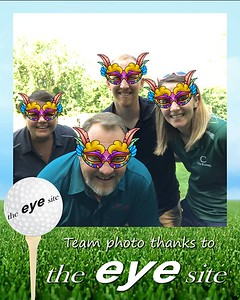 The Eye Site Chamber Golf Outing