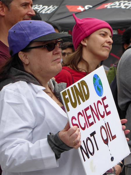 Fund Science Not Oil