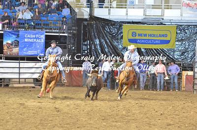 10-17-14 Steer Wrestling