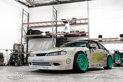 Chis Jeanneret's 240SX