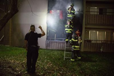 Datura Street Apartment Fire
