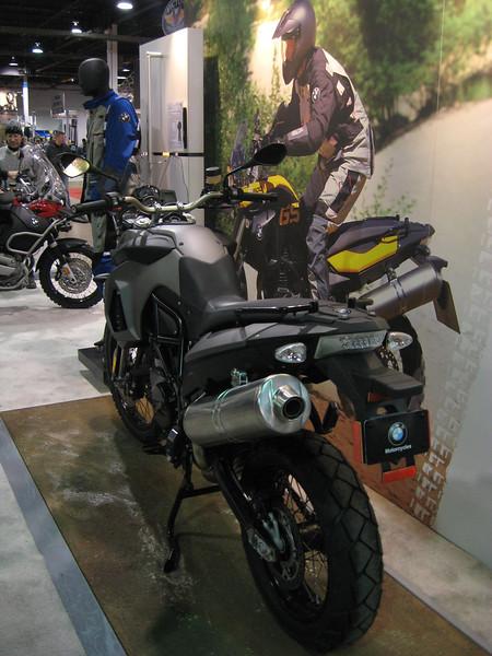 2008 BMW F800GS