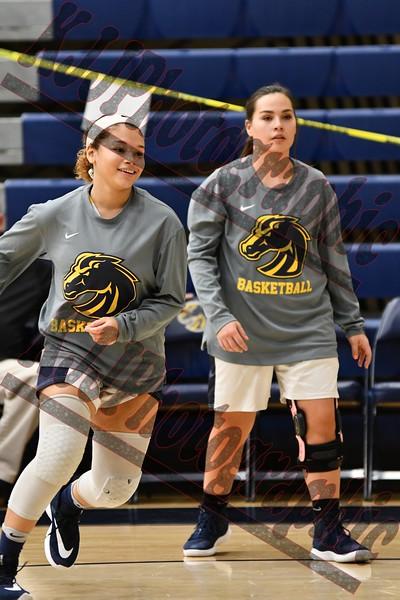 2019 JV Girls Bradley Central Bears Vs Walker Valley Mustangs @ Walker Valley Arena