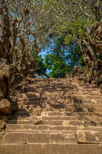 Stairway of faith