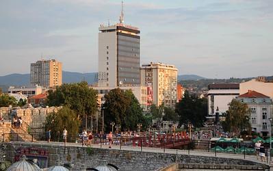 Srbija - Nis, 3. deo: Tvrdjava i grad, 25.8.2018.