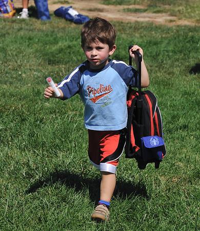Fall Mountain Soccer - Cobras 2009 Season