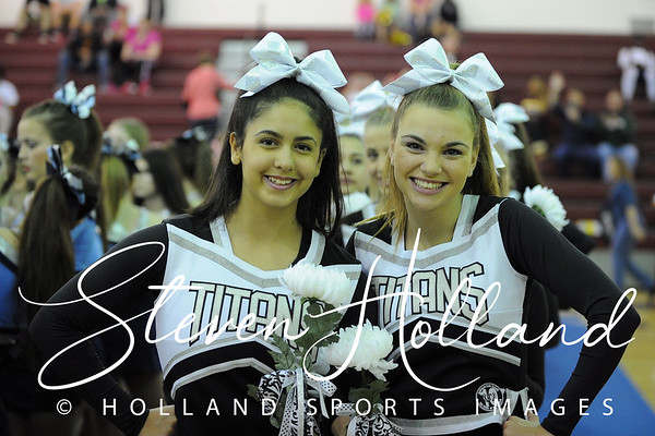 Cheer:  Broad Run Believe in a Cure - Dominion 10.17.2015 (by Steven Holland)