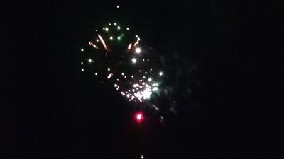 Hatley July 1st Fireworks