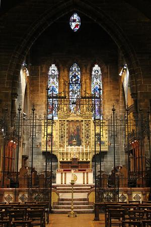 Old St Pauls, Edinburgh - 28 April 2012