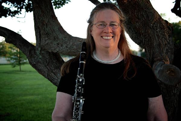 Mrs. Whitmore's Clarinet Images