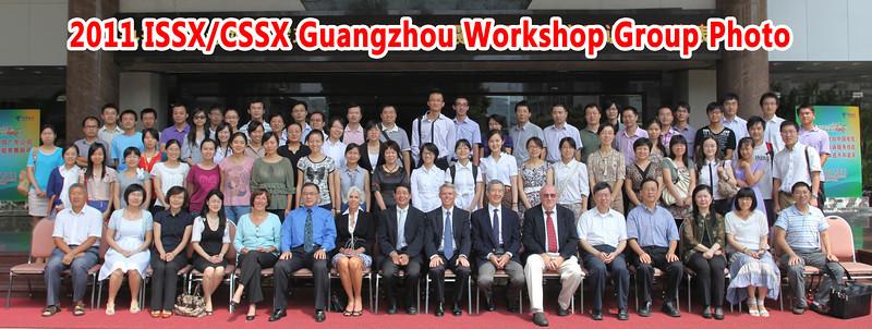 2011 ISSX & CSSX Workshop
