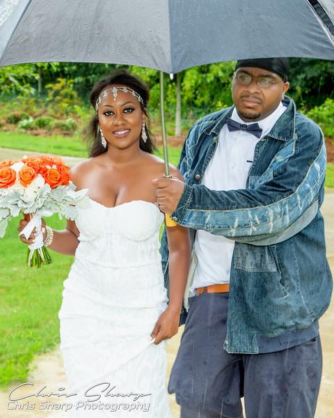 Sharita's Wedding Sneek Peek