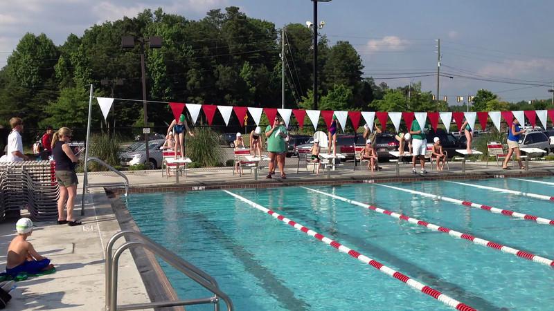 Hoover Swim Meet