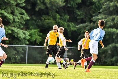 June 11, 2016 - PSC Classic - U14 Boys Gold - 8am PSC Field #1