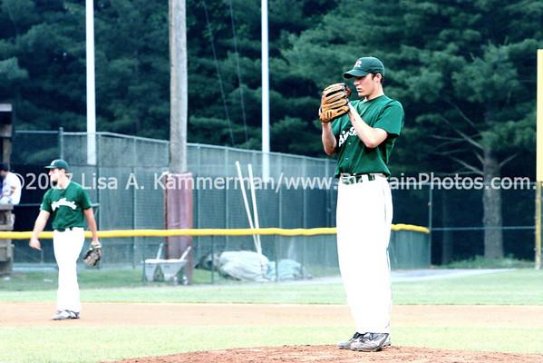 vs Silver Spring - Takoma Park Thunderbolts, 6/13/08, The Game